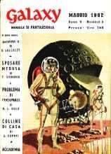 Galaxy - Maggio 1962