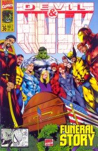 Devil & Hulk n. 036