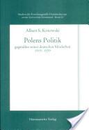 Polens Politik gegenüber seiner deutschen Minderheit 1919-1939