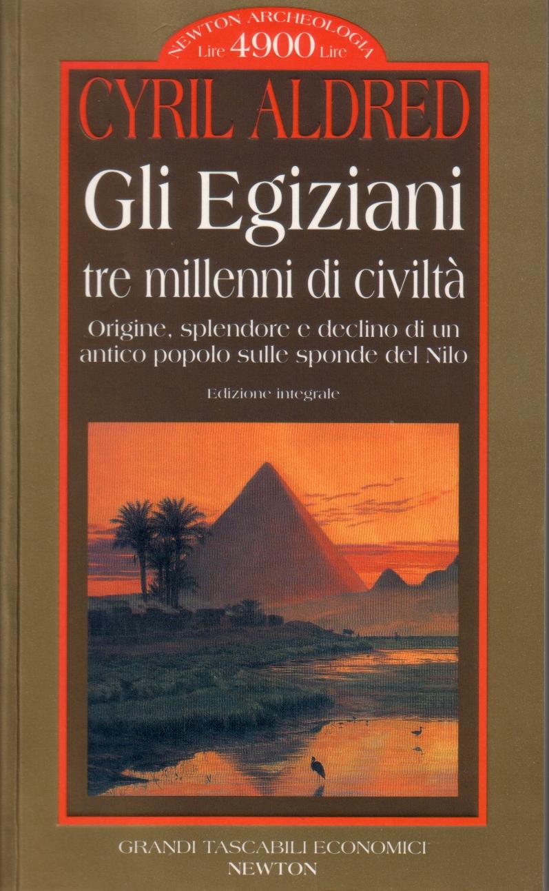 Gli egiziani, tre mi...