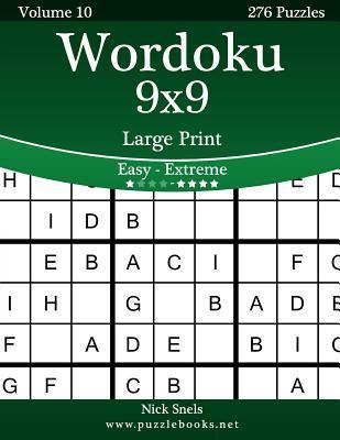 Wordoku 9x9