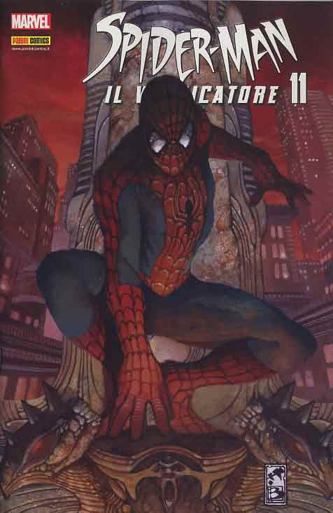 Spider-Man il vendicatore n. 11 - Variant Cover