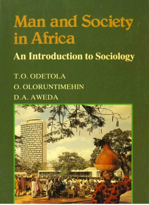 Man and society in Africa