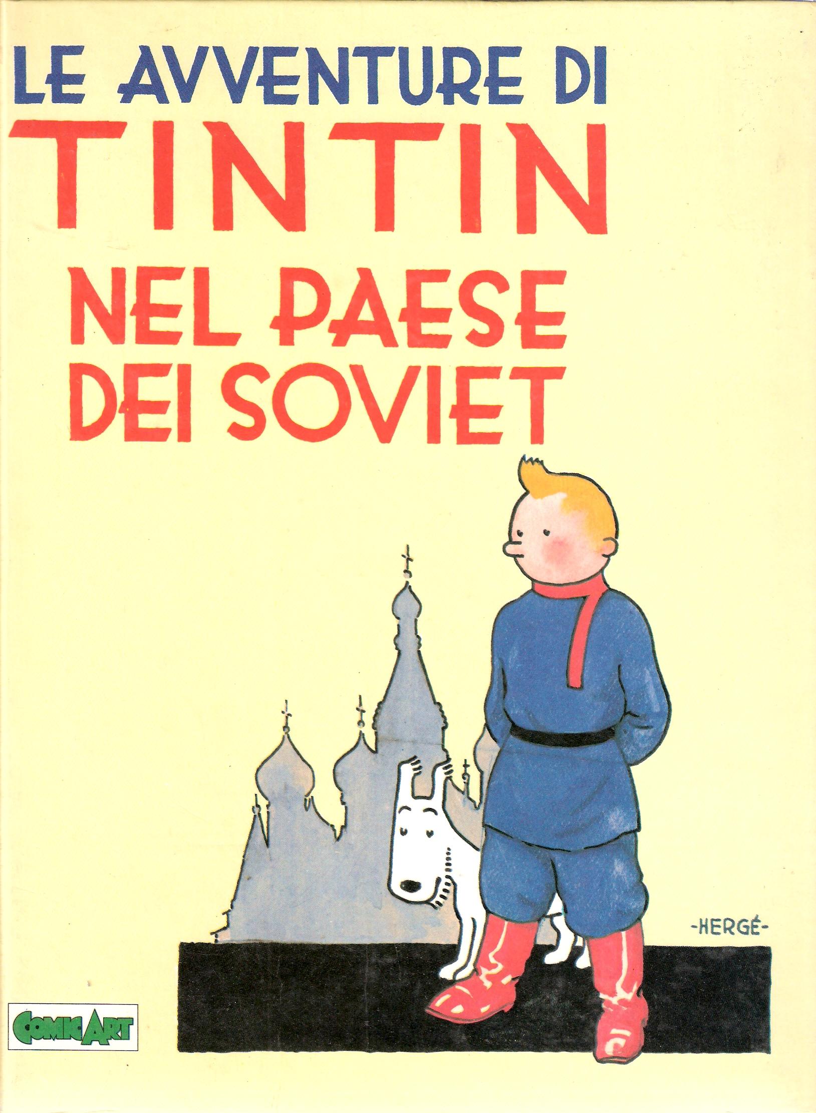 Nel paese dei Soviet