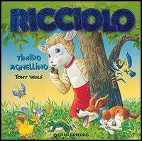 Ricciolo timido agne...