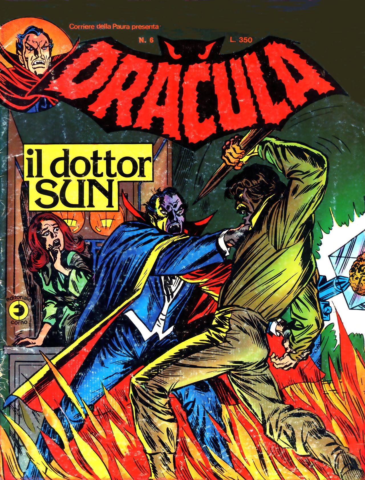 Dracula n. 6