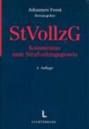 StVollzG