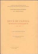 Duca di Candia. Quaternus consiliorum: 1350-1363