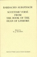 Scottish Verse from the Book of the Dean of Lismore