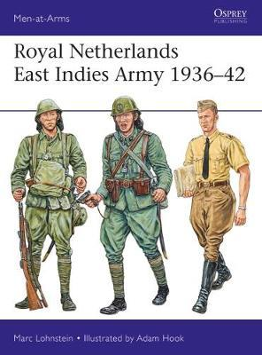 Royal Netherlands East Indies Army 1936–42