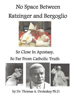 No Space Between Ratzinger and Bergoglio