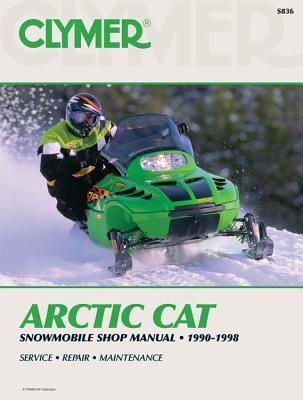 Clymer Arctic Cat