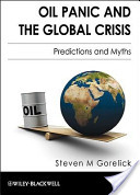Oil Panic and the Global Crisis