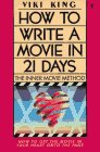How to Write a Movie in 21 Days