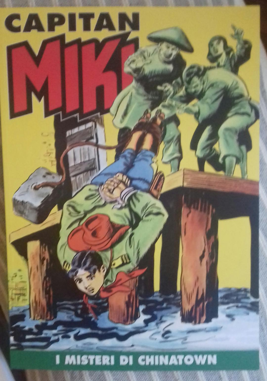 Capitan Miki n. 16