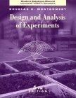 Design and Analysis of Experiments, Student Solutions Manual