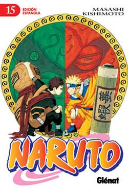 Naruto #15 (de 72)