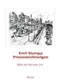 Emil Stumpp, Pressezeichnungen