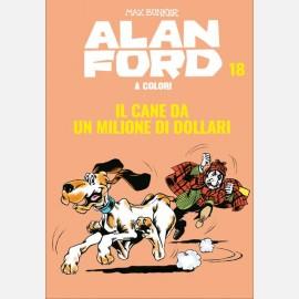 Alan Ford a Colori n. 18