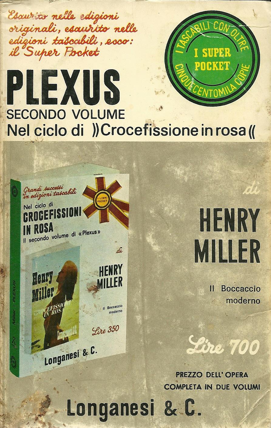Plexus (Volume II)