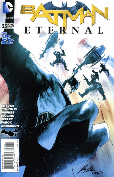 Batman Eternal Vol.1 #33