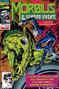 Morbius il vampiro v...