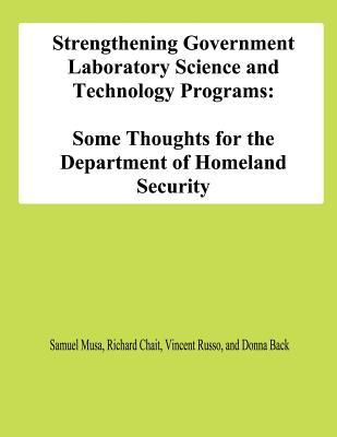 Strengthening Government Laboratory Science and Technology Programs