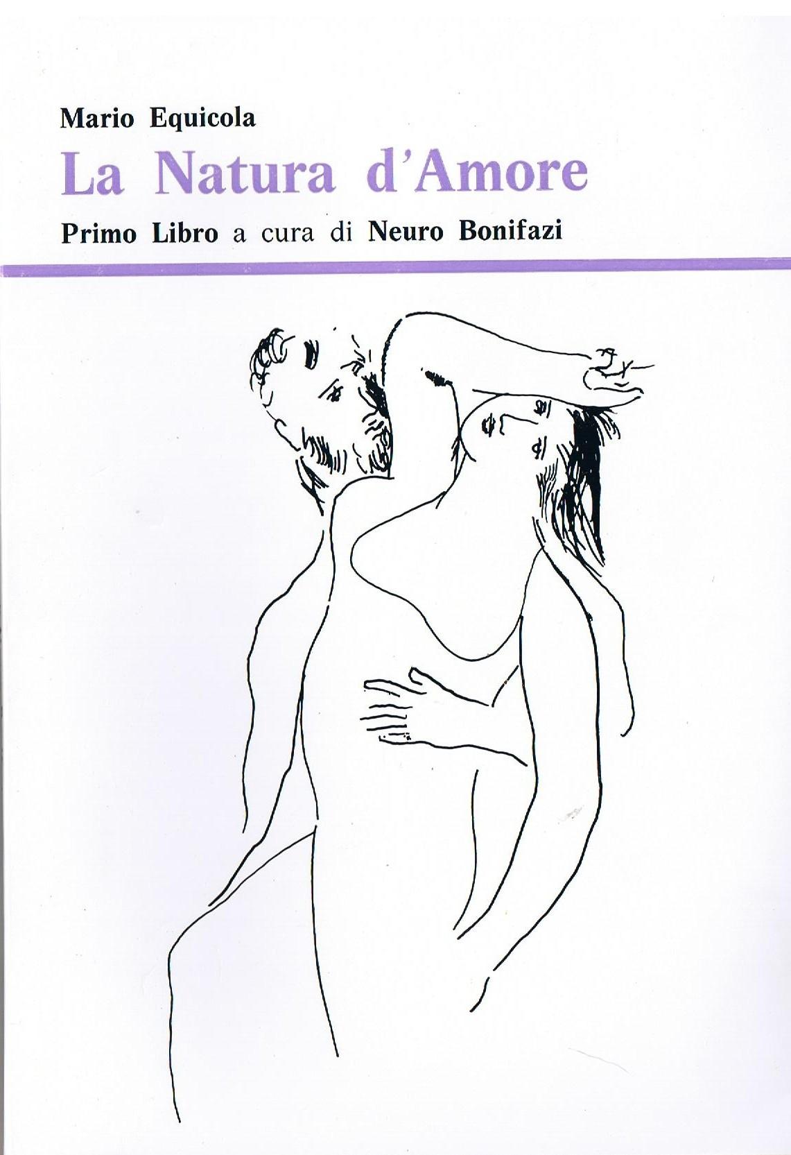 La Natura d'Amore - Libro primo