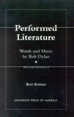 Performed Literature