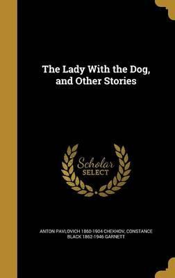 LADY W/THE DOG & OTH...