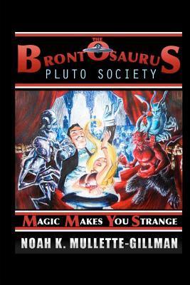 The Brontosaurus Pluto Society
