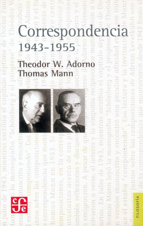 Correspondencia 1943...