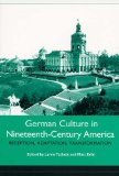 German Culture in Nineteenth-Century America