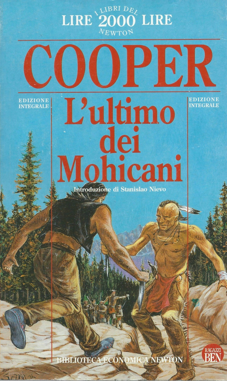 L'ultimo dei Mohican...