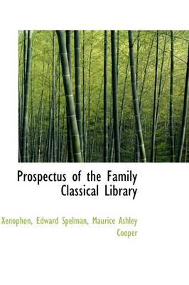 Prospectus of the Family Classical Library