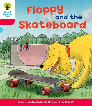 Floppy and the Skateboard