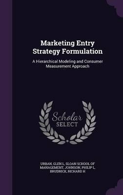 Marketing Entry Stra...