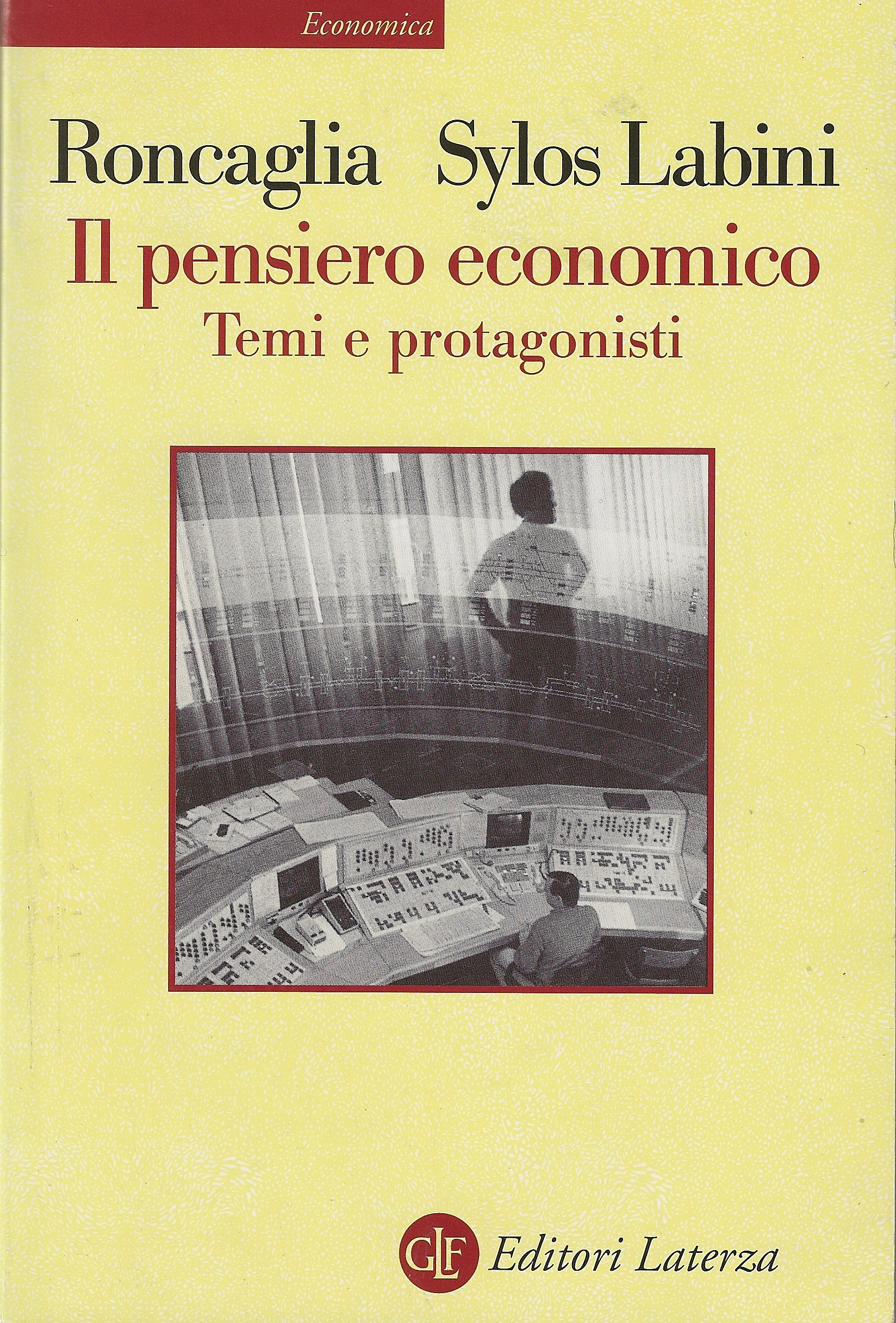 Il pensiero economico