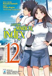 A Certain Magical Index vol. 12