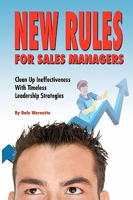 New Rules for Sales Managers