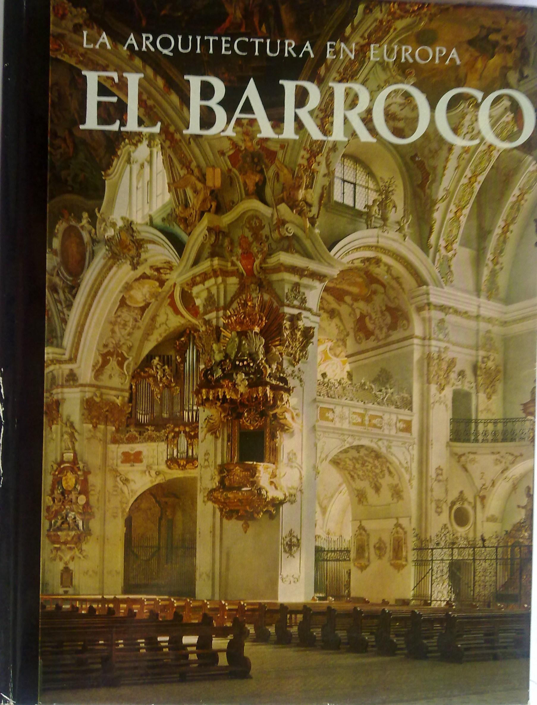 Arquitectura del barroco en Europa