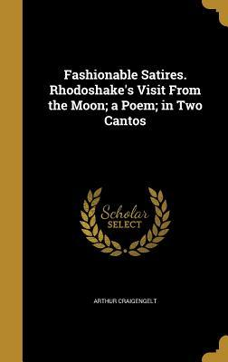 FASHIONABLE SATIRES RHODOSHAKE