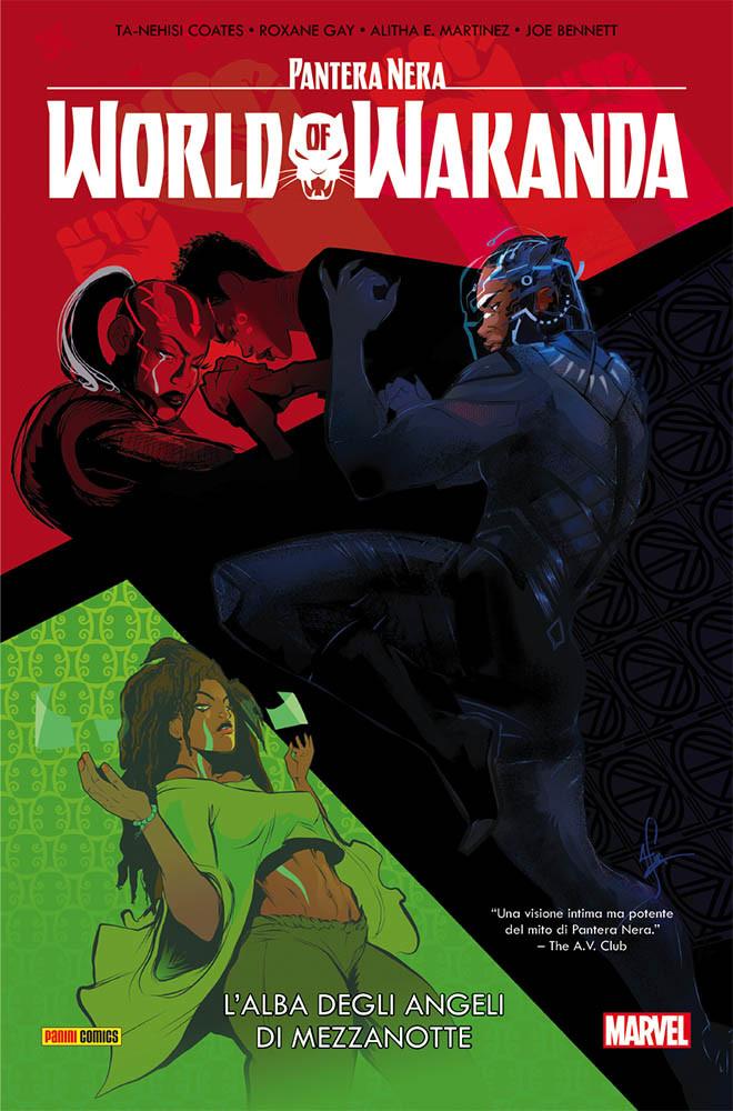 Pantera nera: World of Wakanda