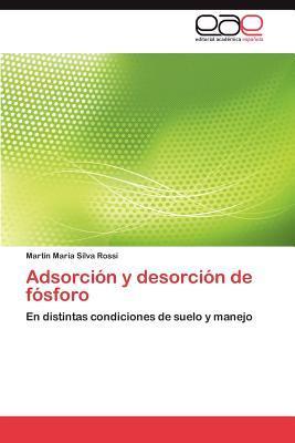 Adsorción y desorción de fósforo