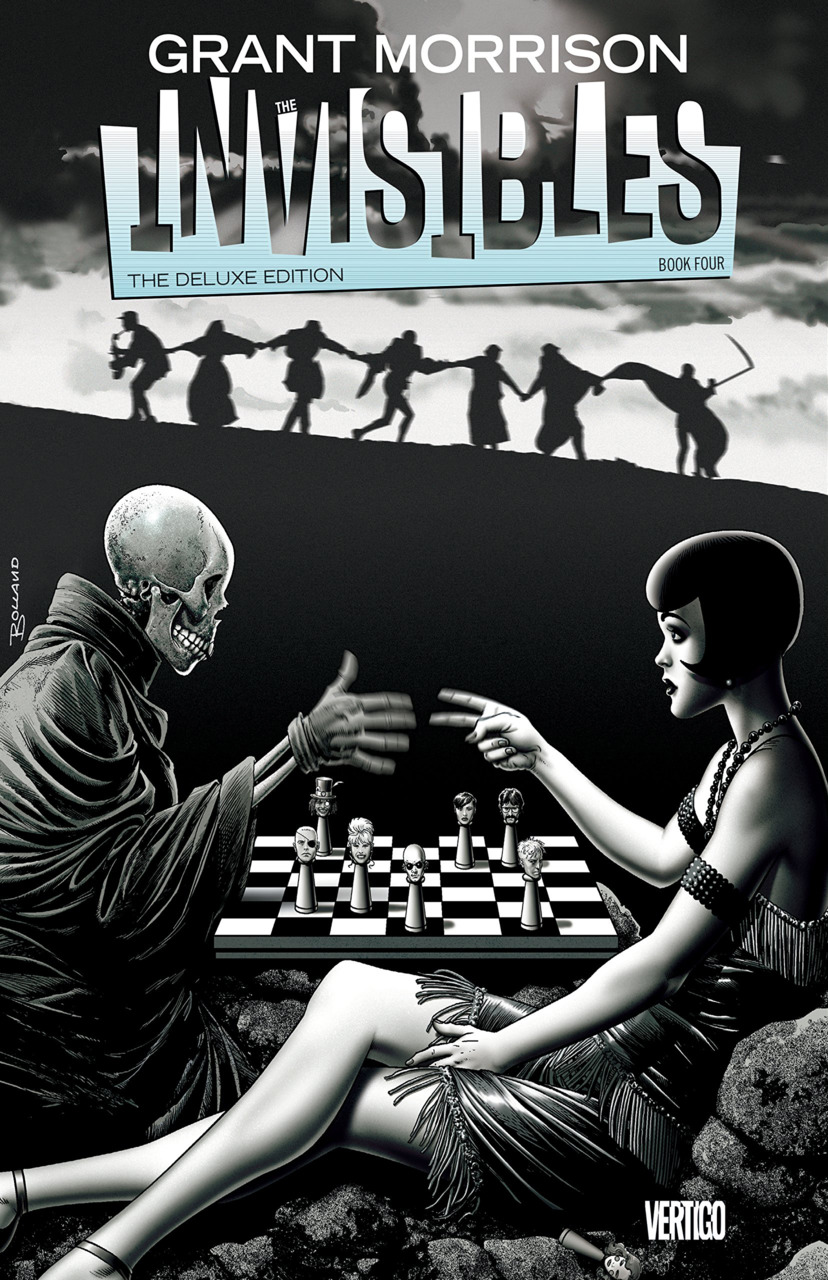 The Invisibles: The Deluxe Edition, Vol. 4