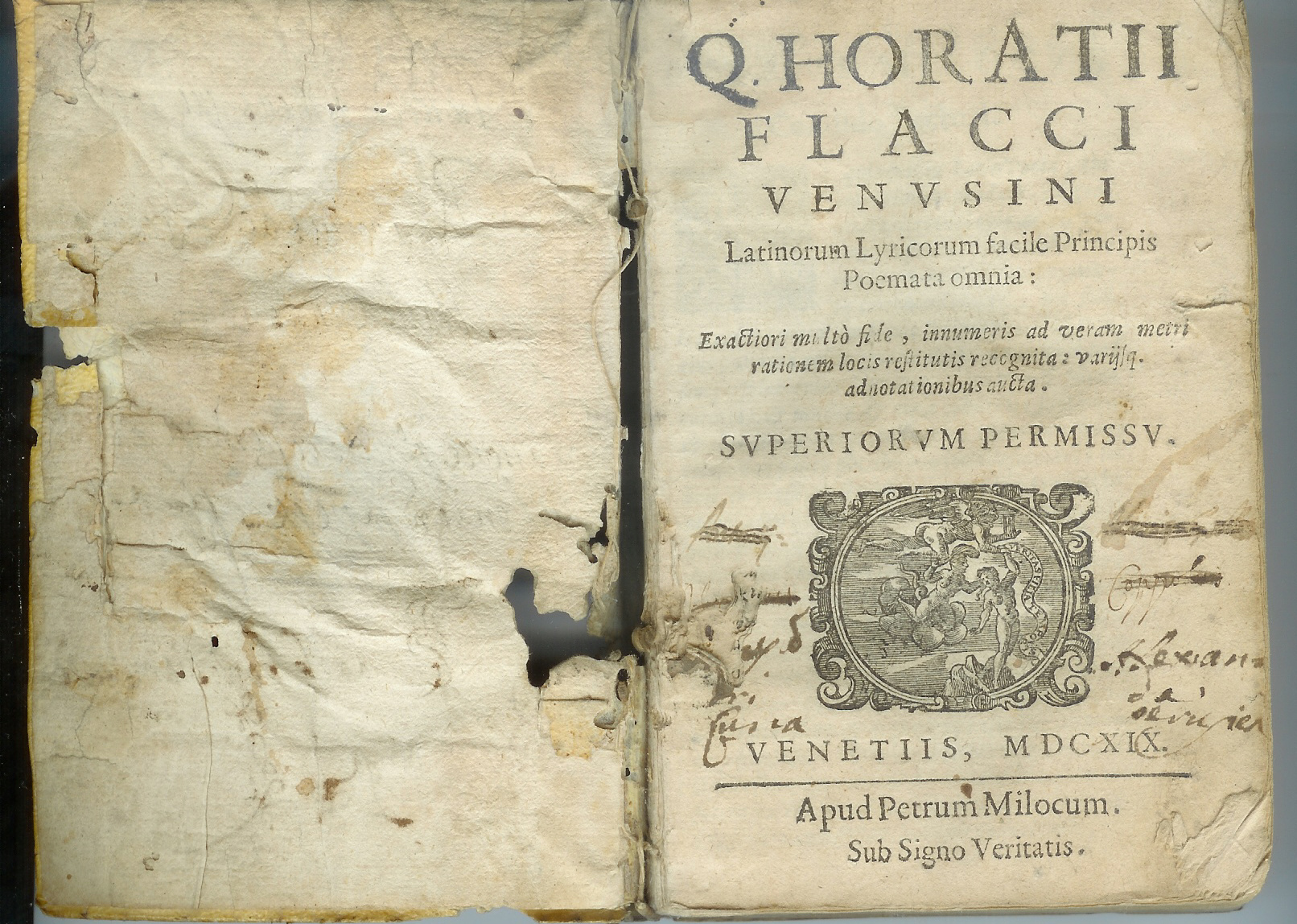 Q. Horatii Flacci ve...