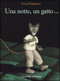 Una notte, un gatto