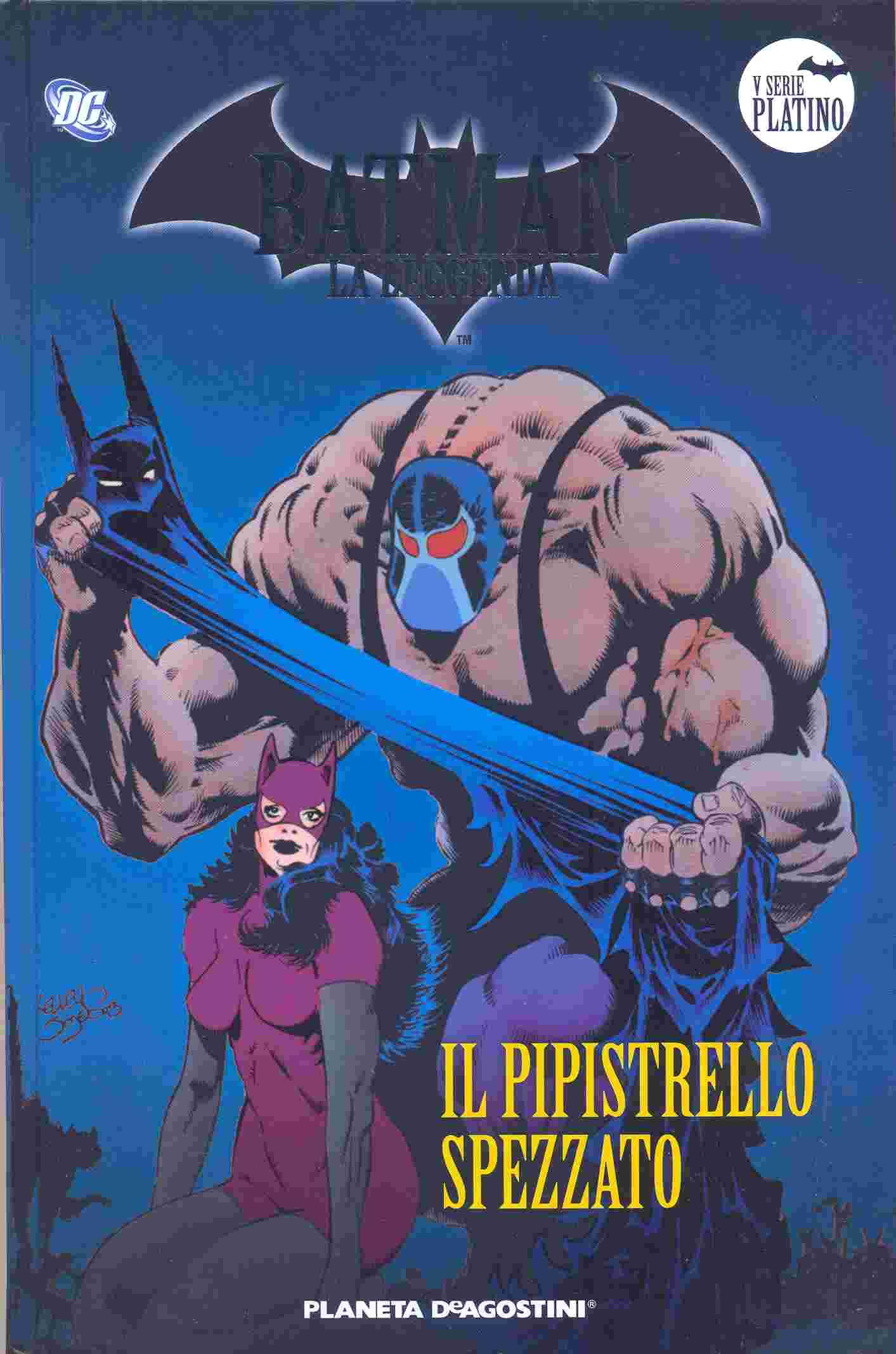 Batman la Leggenda n. 53