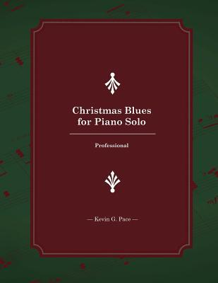 Christmas Blues for Piano Solo