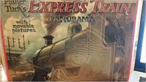 Father Tuck's Express Train Panorama